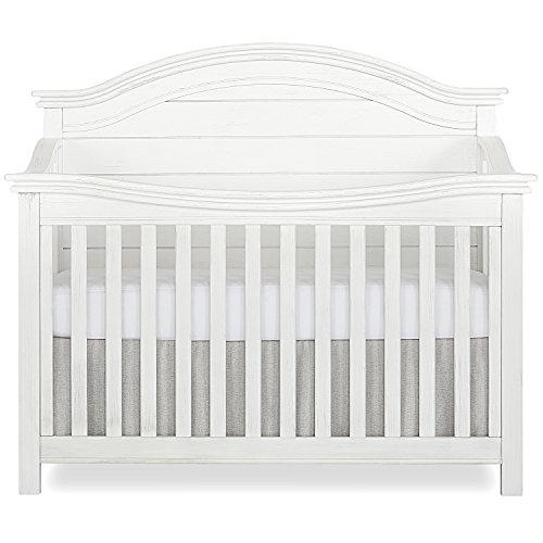 Evolur Belmar Curve 5-in-1 Convertible Crib