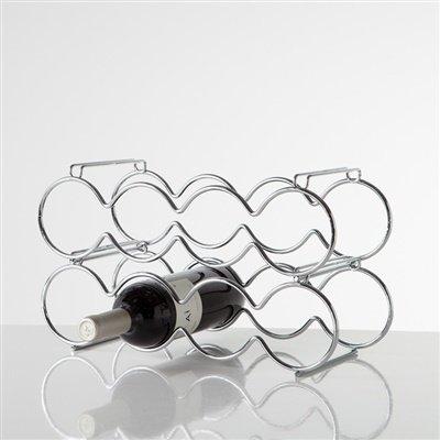 8 Bottle Wine Rack - 7