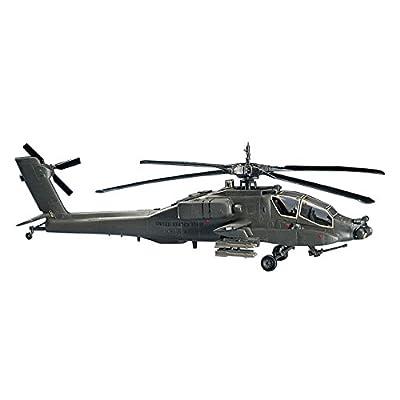 Hasegawa 1/72 AH-64A Apache: Toys & Games