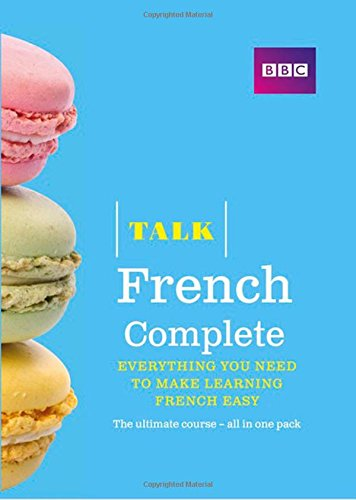 [READ] Talk French Complete (Book/CD Pack): Everything you need to make learning French easy K.I.N.D.L.E