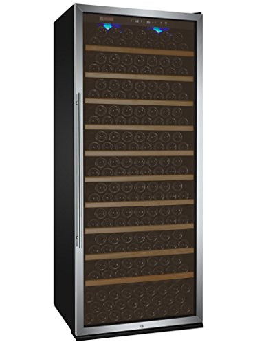 Allavino YHWR305-1SRT Vite Series 305 Bottle Single-Zone Wine Refrigerator - Stainless Steel Door by Allavino