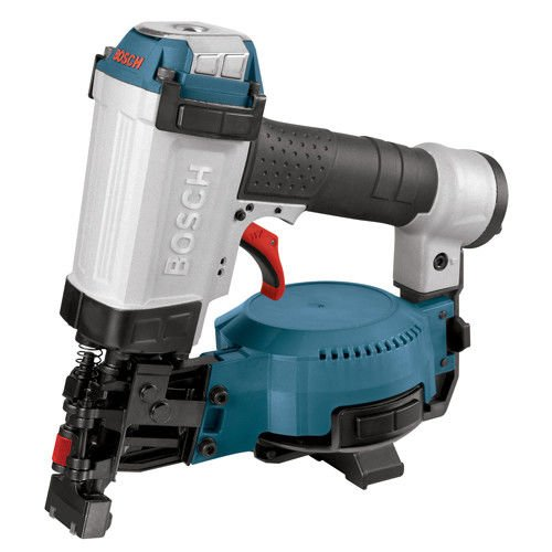 Bosch RN175-RT 15 Degree 1-3/4 in. Coil Roofing Nailer (Certified Refurbished) (Reconditioned Roofing)
