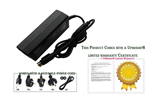 UpBright New Mini 5-Pin DIN AC/DC Adapter For Model: DA-30C01 DA30C01 ACBEL AD6008 RS-E02AB RSE02AB WD Western Digital External Hard Disk Drive HDD HD 12V 5V 1.5A 2A Power Supply Cord (5V at Right) by UPBRIGHT (Image #2)