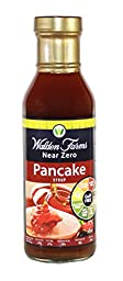 Walden Farms Pancake Syrup, 12 Ounce