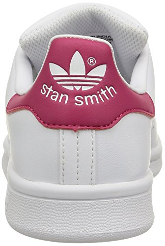 Pink Smith Footwear adidas Trainers White White Bold Footwear Kids' White Stan Unisex 55rn8wAPf