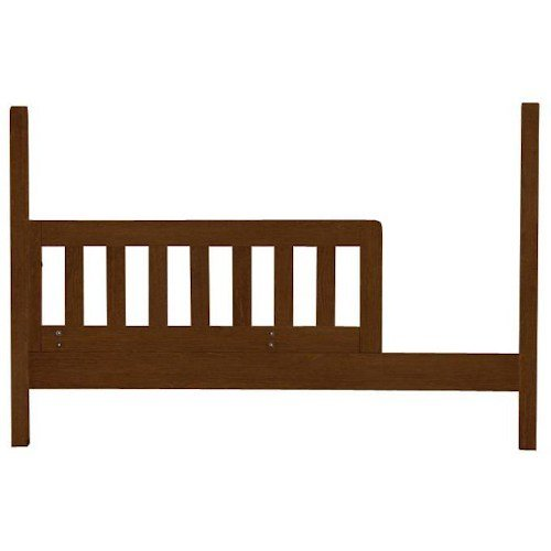 Young America Built to Grow Toddler Bed Kit Safety Rail w/Daybed Conversion Kit - Cherry BTK-3230-31