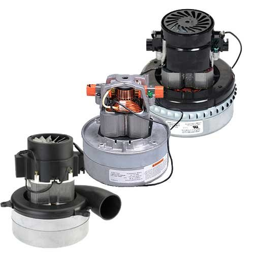 Tornado Vac Motor, 120V Ac, 2 Stage 14800 2 Stage Motor