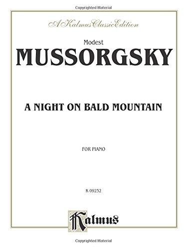 Bald Mountain Music Book - 3