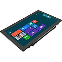 HELIUM 27 WIDE BLACK PROJECTED CAPACITIVE MULTI-TOUCH EDGE-LIT LED LCD, USB CONT