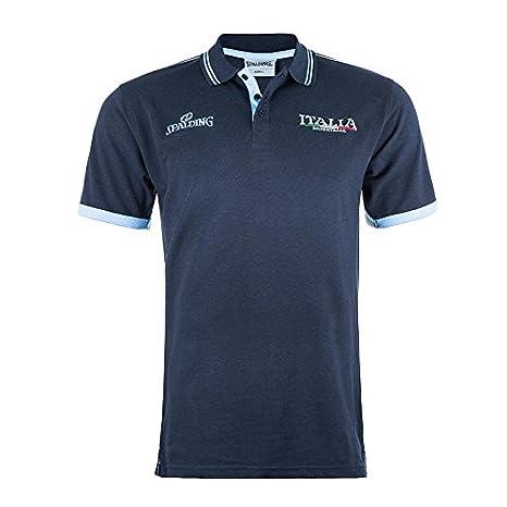 Spalding Polo Italia, Turquesa, Small: Amazon.es: Deportes y aire ...