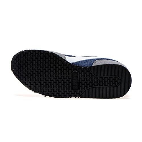 Donna BORDEAUX Sneaker Diadora NAVY SALTIRE Malone W 8UzZt