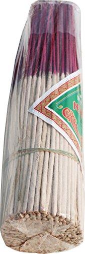 Taepanom Thai Bhuddhist Jasmine Scented Incense Joss Sticks 11 inch x 500 grams by Taepanom