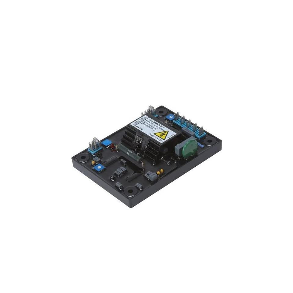 ZJchao Automatic Voltage Regulator AVR SX460 for Generator [Electronics]