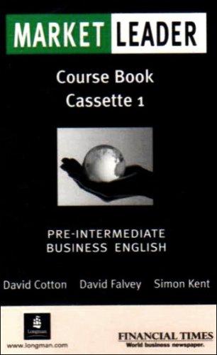 Market Leader: Pre-intermediate Level: Class Audio Cassettes (2) (Market Leader) pdf epub