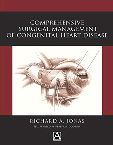 Comprehensive Surgical Management of Congenital Heart Disease (Hodder Arnold Publication) Pdf