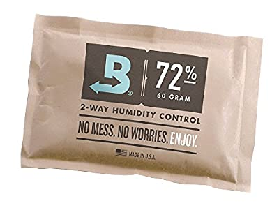 Boveda Large 60 gram Individually Overwrapped 2-Way Humidity Control Pack