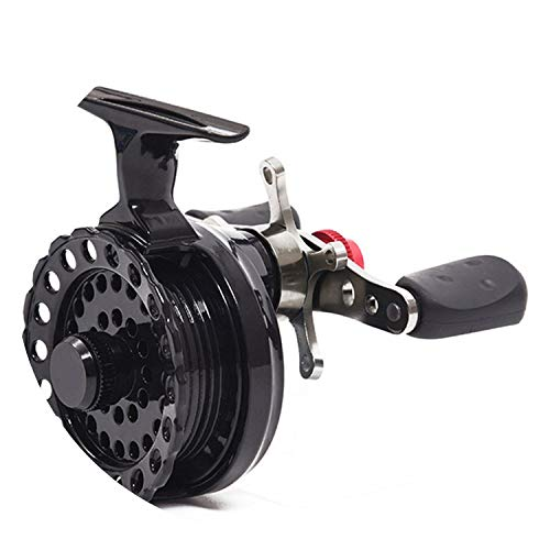 Left/Right Hand Fly Fishing Reel Wheel 4 + 1Bb 2.6:1 65Mm Wheel Fly Fishing Reel,5,Right Hand