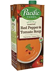 Pacific Foods Organic Red Pepper and Tomato Soup, 1000ml