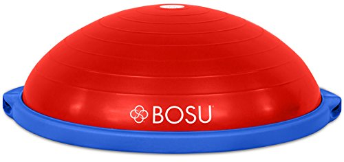 Bosu Balance Trainer, 65cm The Original - Red/Blue from Bosu