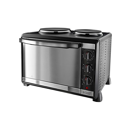 Russell Hobbs Mini Kitchen Multi -Cooker with Hotplates 22780, 1600 W -...