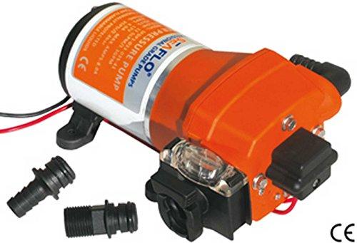 12 Volt automatische Druckwasserpumpe 17 Liter