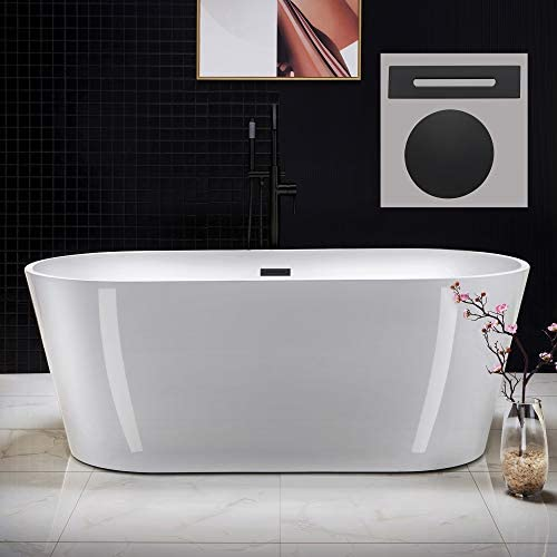 WOODBRIDGE B0013-MB-Drain O Bathtub