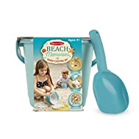 Melissa & Doug Beach Memories Sand Casting Kit