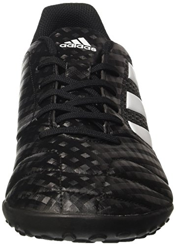 adidas Ace 17.4 Tf, Botas de Fútbol para Hombre Negro (Core Black / Ftwr White / Night Metallic)
