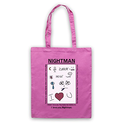 Inspired Pink Nightman In Bag Sunny Tote Philadelphia It's Unofficial Lyrics Always by Note rw7HxWr4Aq
