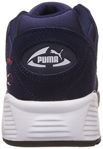 Puma Zapatillas blanco 03 peacoat Adulto puma Azul White Negro barbados Prevail Unisex Cherry 551pw7qWrX