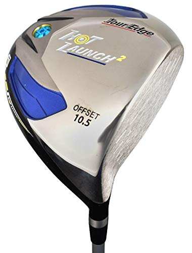 Tour Edge Hot Launch 2 Golf Driver (Men's, Right Hand, Graphite, Regular, 10.5 Degree)