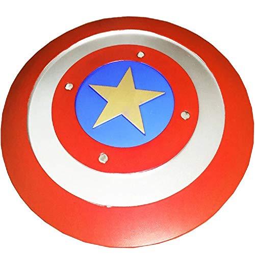 SevenJuly1 Superhero Shield Movie Edition Halloween ostume Props