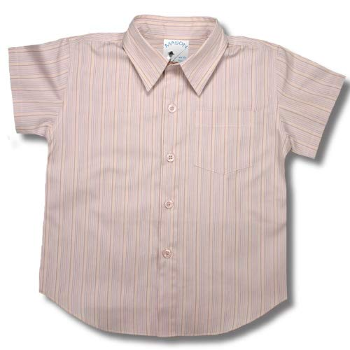 Baby & Toddler JUSTIN Limited Editions Short Sleeve Shirt (3T) ()