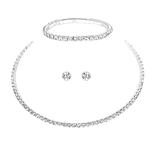 Elegant Necklace Sets - 6
