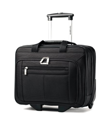 Samsonite 15.6-Inch Classic Wheeled Business Case (43876-1041) (Red Cases Wheeled Computer)
