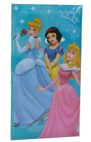 Blue Disney Princess Photo Album - Disney Photo Albums