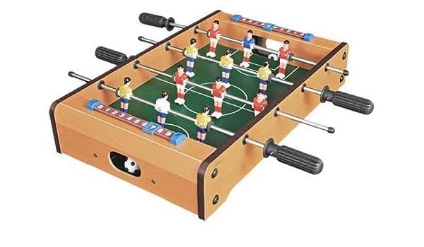 Generic.. Kicker Kicker de mesa S Tablet Top fútbol R Socc Juego ...