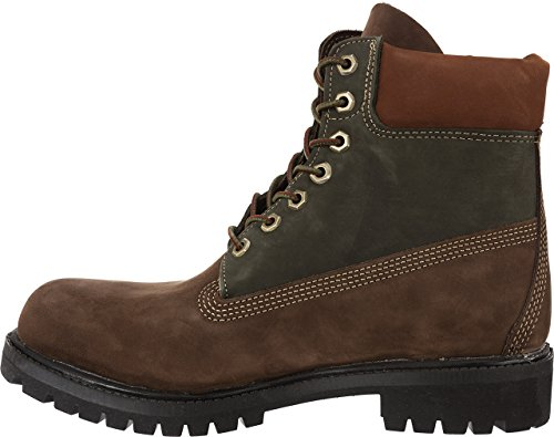 Timberland 6 in Premium Boot Dark, Men's Boots Track Marron