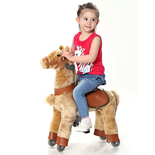 Happy Island Cute Little Pony Foal Giddy Up