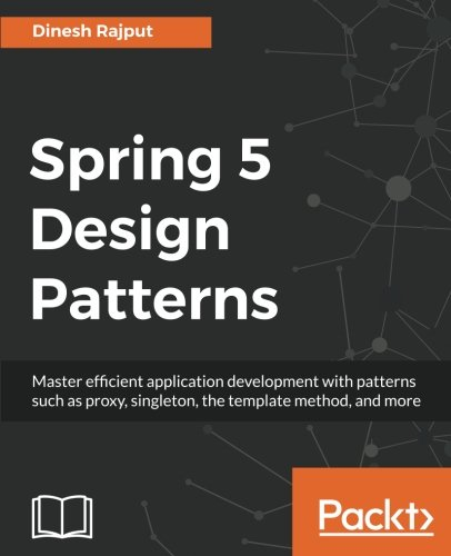 Spring 5 Design Patterns: Master efficient application development with patterns such as proxy, singleton, the template method, and more by Packt Publishing - ebooks Account