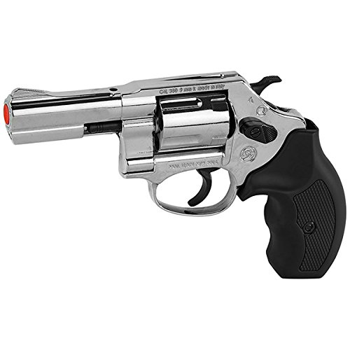 BRUNI leere pistole Revolver NEW 380 L Kaliber 380 0.0 JOULE keine Lizenz