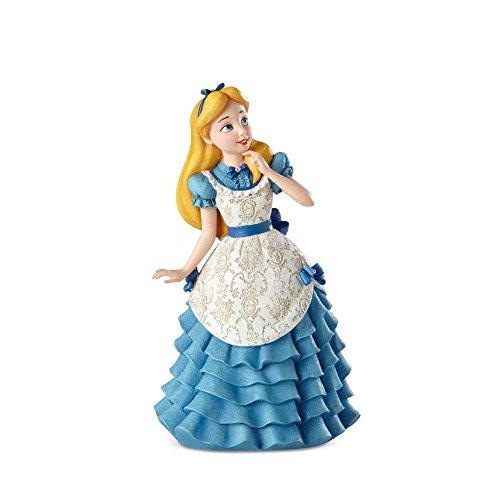 (Enesco Disney Showcase Alice Figurine, Multicolor,  )