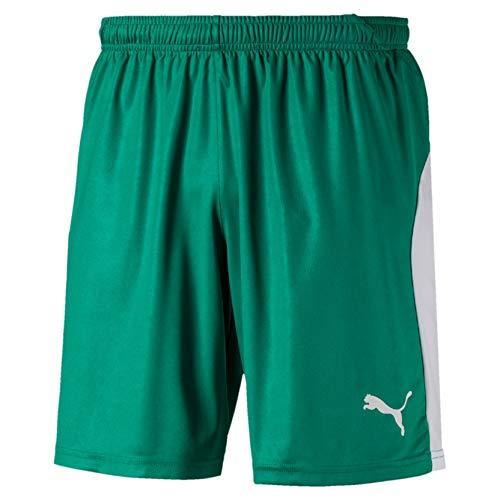 puma White Puma Pepper Liga Shorts Homme Hose Green Ywp6Yq