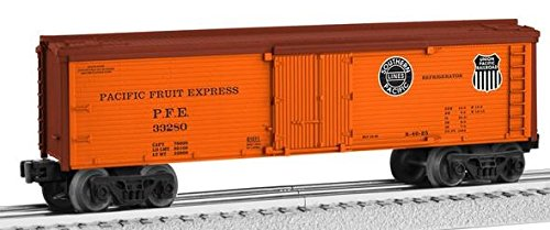 Reefer Express (Lionel Trains Pacific Fruit Express Reefer Car)
