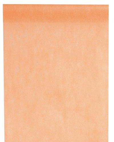 Camino de mesa naranja Santex trendspot 30 cm x 10 m: Amazon.es: Hogar
