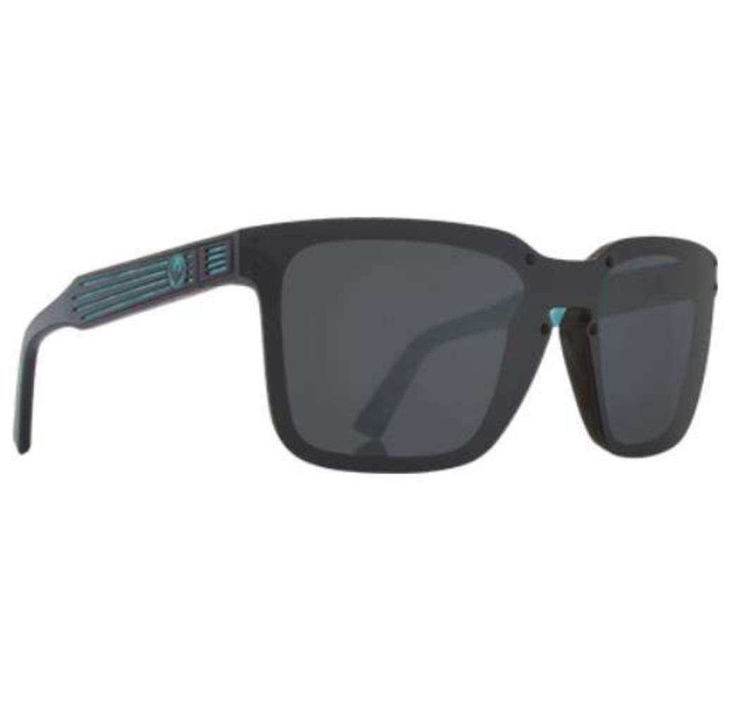 Black Blue//Grey Dragon Mansfield Palm Springs Pool Sunglasses