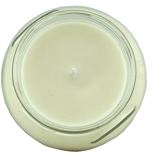 Premium 100% Soy Tureen Candle - 11 oz - Baby Powder: A true-to-name fragrance. Made w/essential oils- Cedarwood, Patchouli w/ Ylang Ylang. by Stand Around Creations (Image #2)