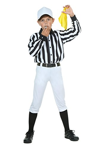 Child Referee Costume Large