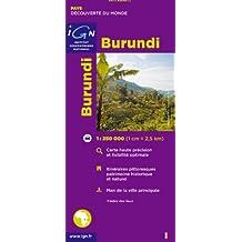 IGN MONDE : BURUNDI