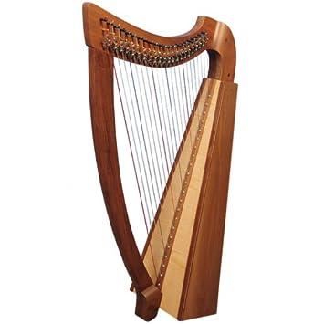 Harpe celtique - Housse de harpe celtique ...